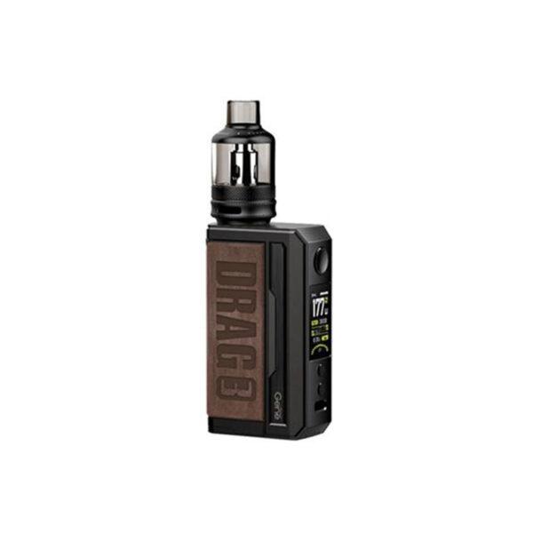 VOOPOO Drag 3 elektromos cigaretta készlet Sandy Brown