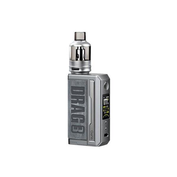VOOPOO Drag 3 elektromos cigaretta készlet Smoky grey