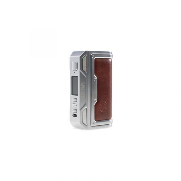 Lost Vape Thelema DNA 250C mod Black Calf Leather