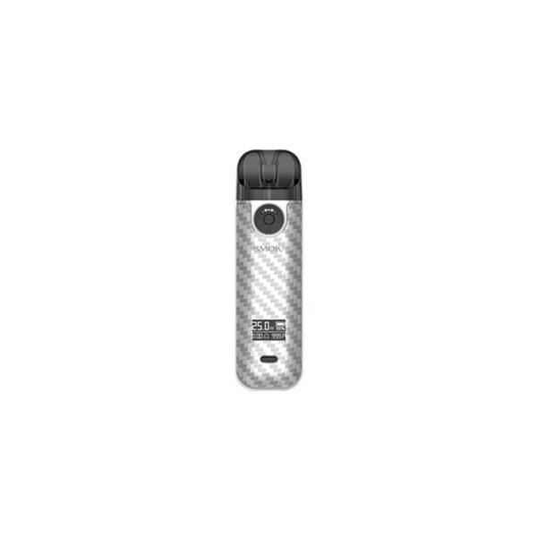 SMOK Novo 4 elektromos cigaretta pod Silver Carbon Fiber