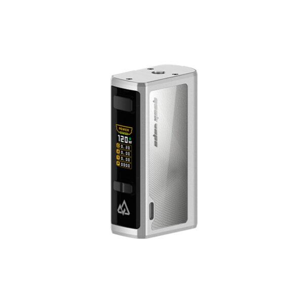 Geekvape Obelisk 120 Box Mod ezüst