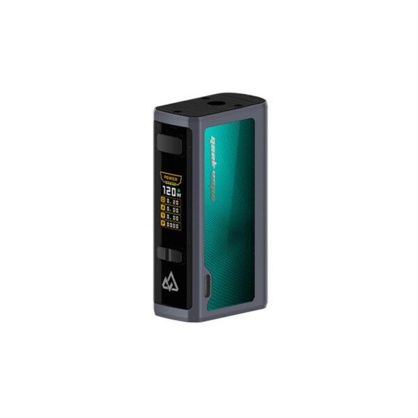 Geekvape Obelisk 120 Box Mod zöld