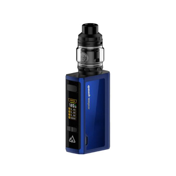 Geekvape Obelisk 120 + Z Subohm Tank kék