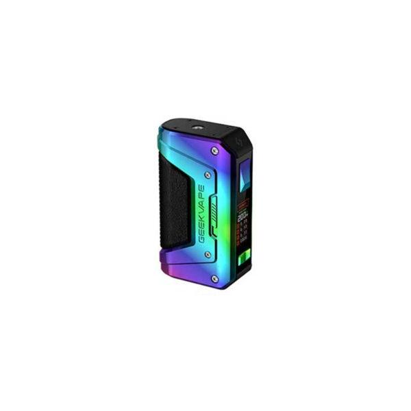 Geekvape Aegis Legend 2 TC box mod szivárvány