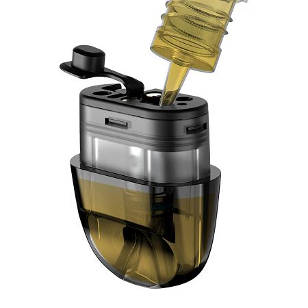 Cartridge töltse liquiddel