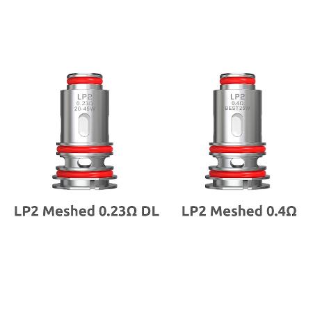 LP2 porlasztófejek