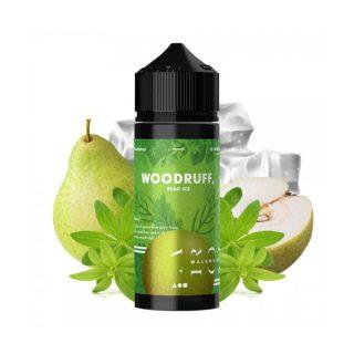Woodruff shake and vape Pear ice